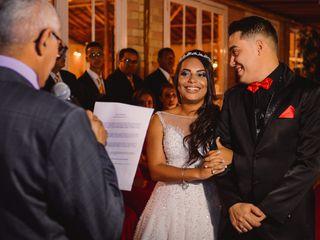 O casamento de Larissa e Vitor 3