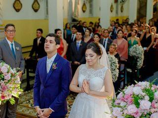 O casamento de Analuiza  e André