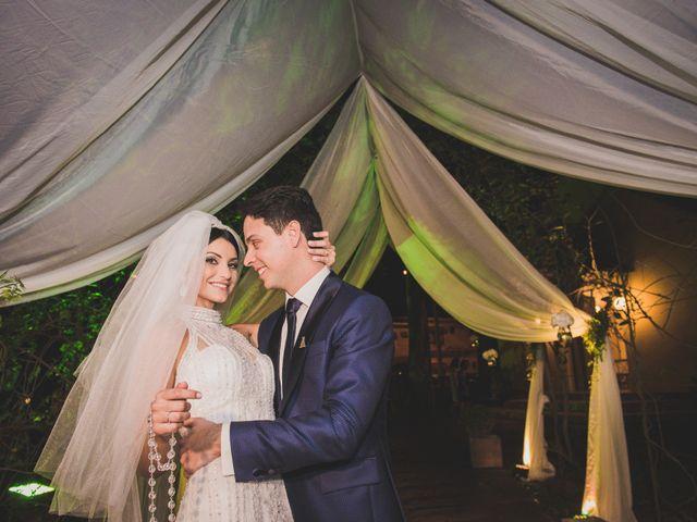 O casamento de Fabiola e Mateus