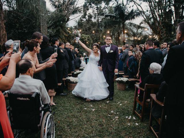 O casamento de Gabrielli e Nicolas