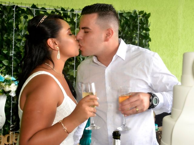 O casamento de Mayara e Wellington