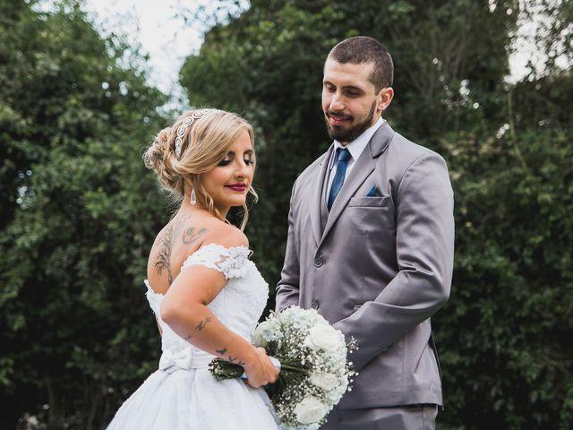 O casamento de Nathalia e Renan