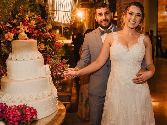 O casamento de Bárbara e Igor