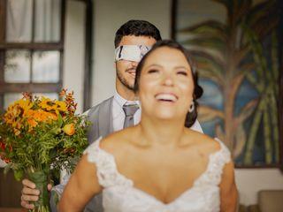 O casamento de Evelin e Raphael
