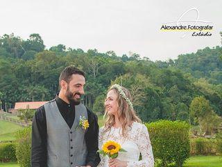 O casamento de Ana Cláudia  e Alberto 1