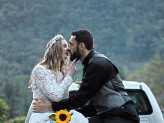 O casamento de Ana Cláudia  e Alberto