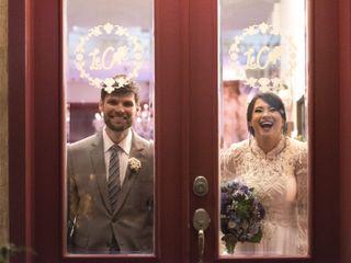O casamento de Sabrina e Roger