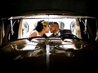 O casamento de Kamila e William