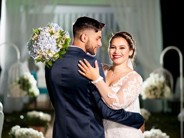 O casamento de Gracielle e Jeferson