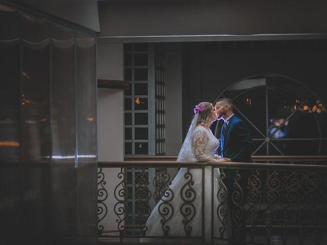 O casamento de Danúzia e Júnior