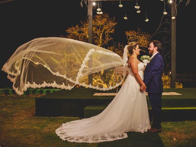 O casamento de Larissa e Augusto