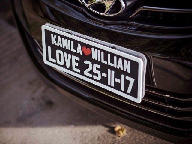 O casamento de William e Kamila em Campinas, Acre 11