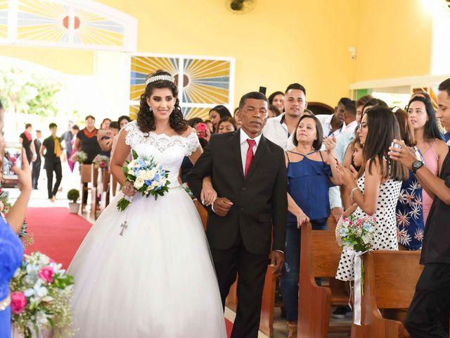 O casamento de William e Kamila em Campinas, Acre 12