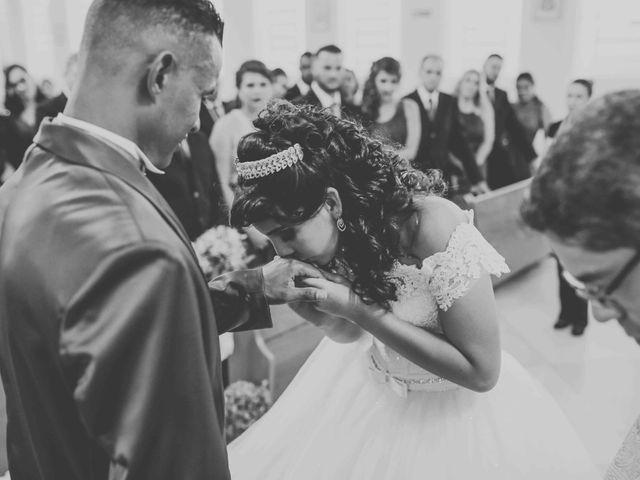 O casamento de William e Kamila em Campinas, Acre 17