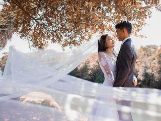 O casamento de Yukie alline e Rafael