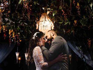 O casamento de Isabela e Luiz