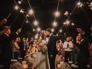 O casamento de Livia e Alison