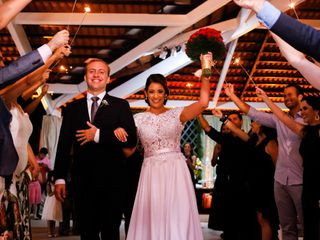 O casamento de Vanuska e Hugo