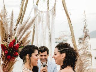 O casamento de Jessica e Edvania