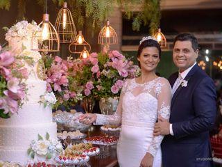 O casamento de Pricila e Reinaldo