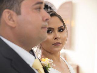 O casamento de Aninha e Oze 2