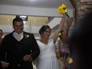 O casamento de Aninha e Oze