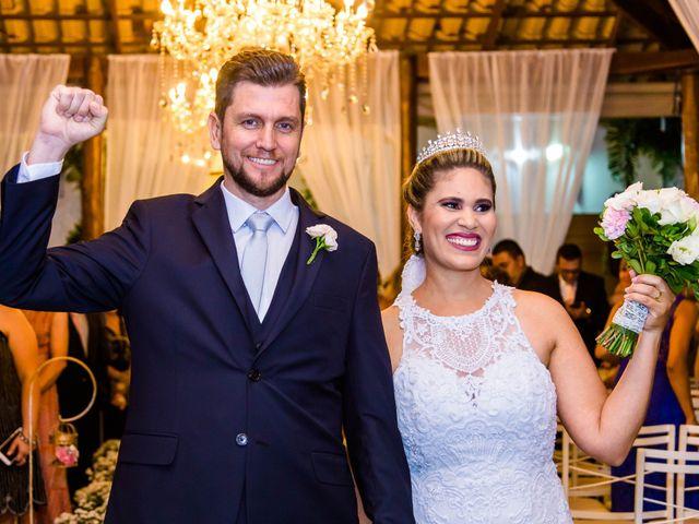 O casamento de Maria e Júlio