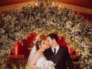 O casamento de Juliana e Rodrigo Zanin