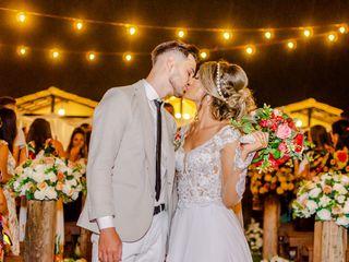 O casamento de Thalia e Gabriel