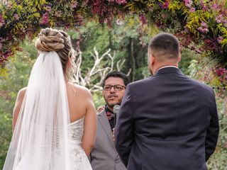 O casamento de Mariana e Rodolfo