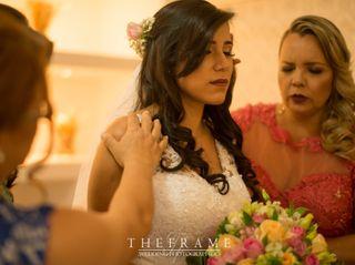 O casamento de Glender e Thalita 2