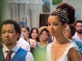O casamento de Daniela  e Victor