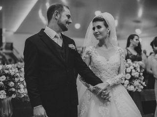 O casamento de Sindiamara e Thiago