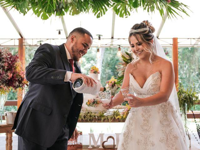 O casamento de Rodolfo e Mariana em Mairiporã, São Paulo 1