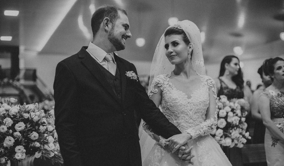 O casamento de Thiago e Sindiamara em Cascavel, Paraná