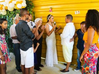 O casamento de Kátia  e Sérgio