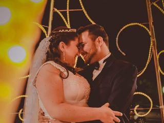 O casamento de Luana e Diego 1
