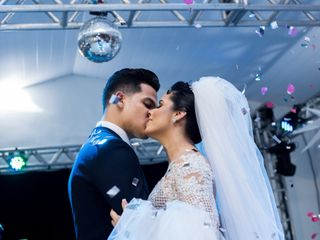 O casamento de Priscila e Emanuel