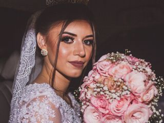 O casamento de Sabrina e Kelvin 1