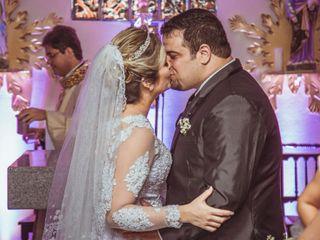 O casamento de Gabriela e Hebert