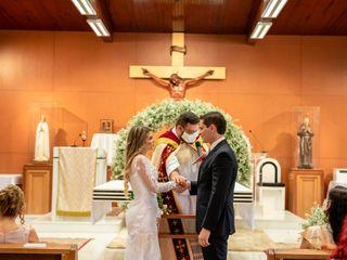 O casamento de Fernanda e Angelo