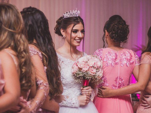 O casamento de Kelvin e Sabrina em Sinop, Mato Grosso 12