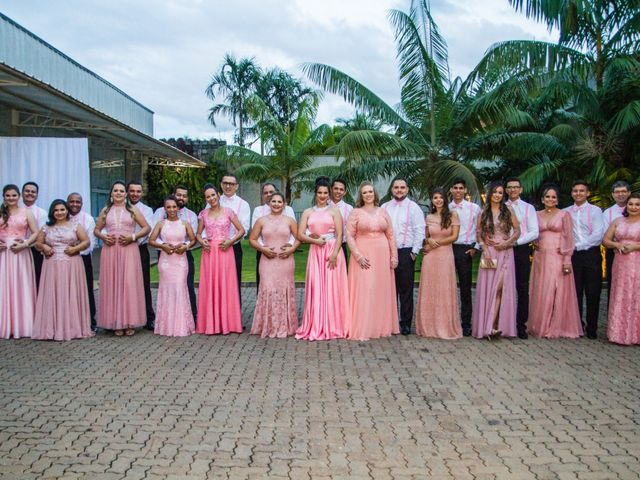 O casamento de Kelvin e Sabrina em Sinop, Mato Grosso 26