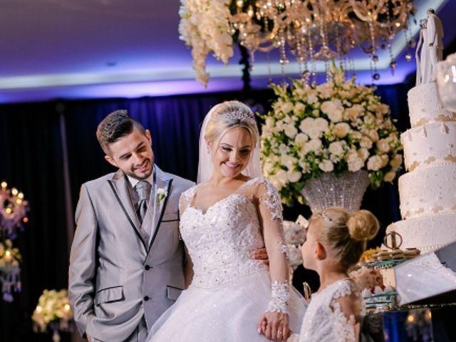 O casamento de Roberto e Vanusa em Curitiba, Paraná 1
