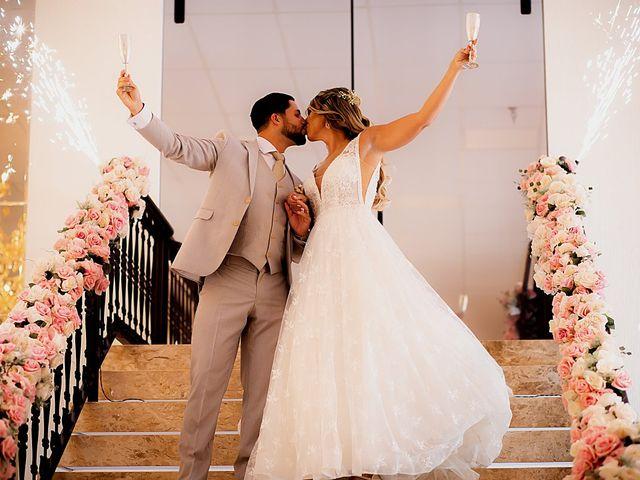 O casamento de Guilherme e Gabriela