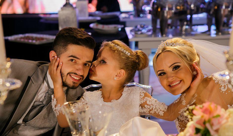 O casamento de Roberto e Vanusa em Curitiba, Paraná