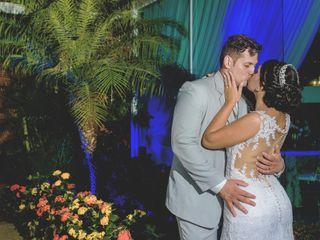 O casamento de Jonathan e Brenda