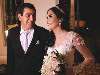 O casamento de Letícia  e Dênis 1