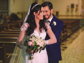 O casamento de Letícia  e Dênis 3