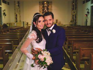 O casamento de Letícia  e Dênis